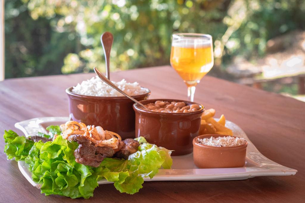 Restaurante | Cachoeira 3 Quedas