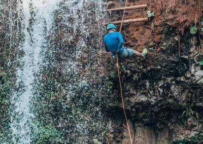 Canionismo | Cachoeira 3 Quedas