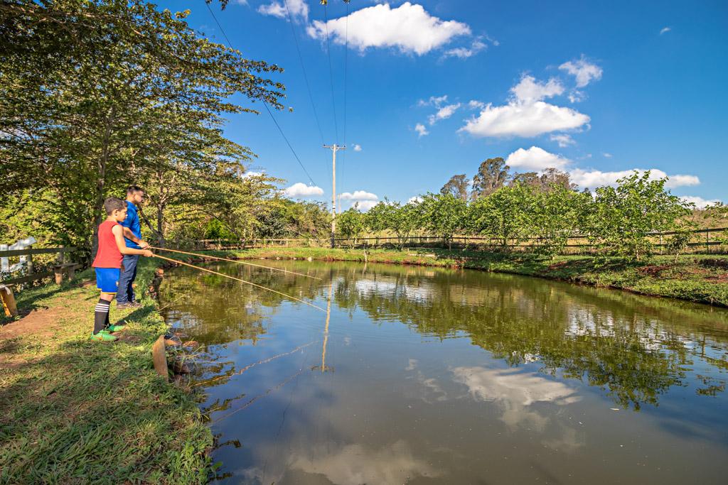 Pesca esportiva | Cachoeira 3 Quedas