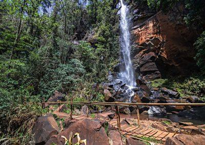 Cachoeira Figueira - Cachoeira 3 Quedas