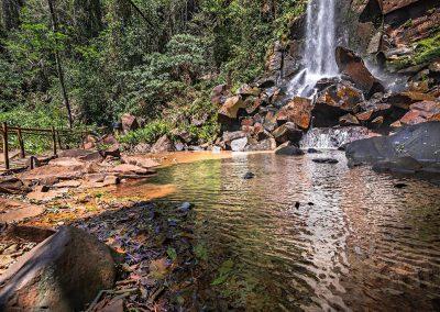 Camping - Cachoeira 3 Quedas
