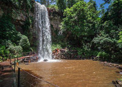 Cachoeira Andorinha - Cachoeira 3 Quedas