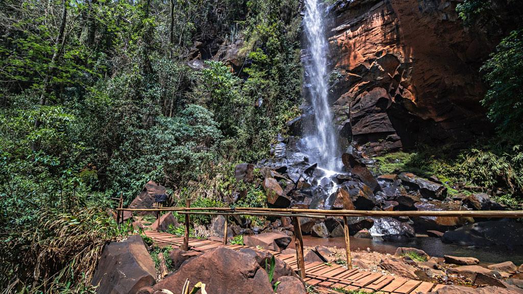 Cachoeiras em Brotas | Cachoeira 3 Quedas