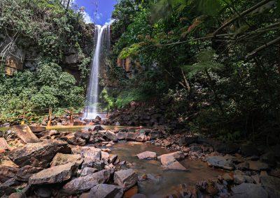 Cachoeira Andorinha na 3 Quedas