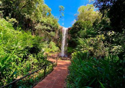 Cachoeira 3 Quedas em Brotas