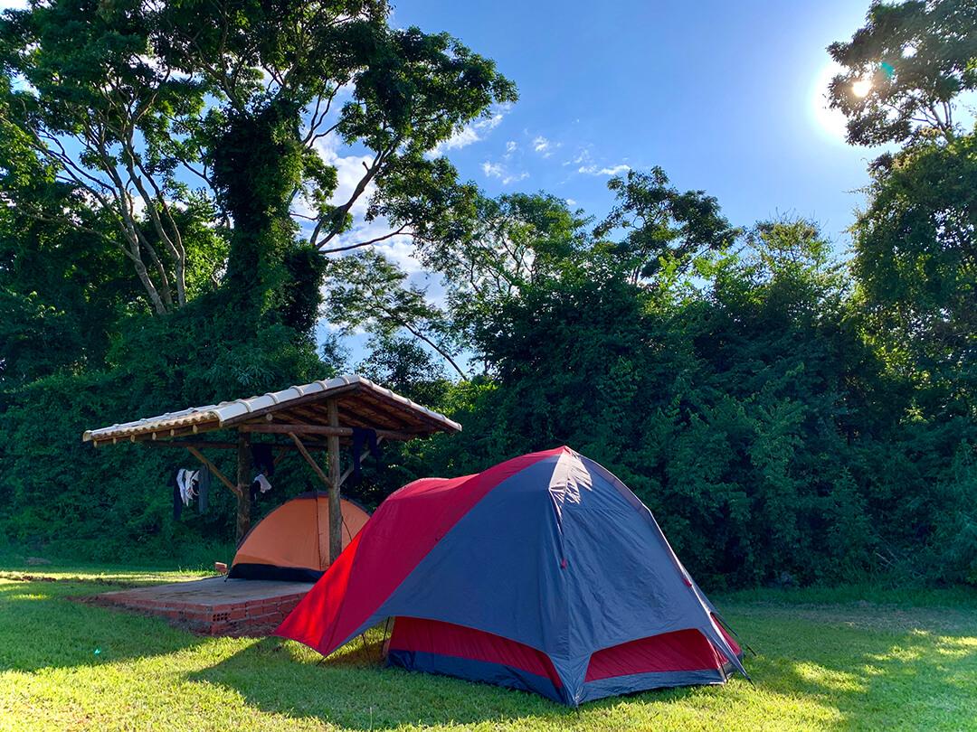 Camping em Brotas